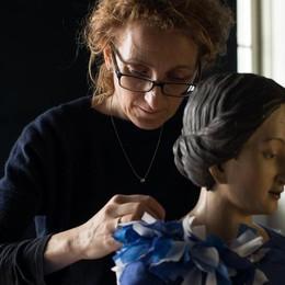 Madonne da vestire, tra arte e moda  Una mostra al Museo Bernareggi - Foto