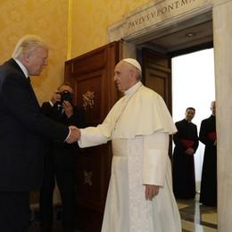 Il Papa e Trump L'agenda aperta