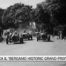 Domenica il Bergamo Historic Gran Prix in Città Alta