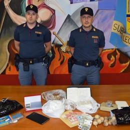 Blitz contro lo spaccio di droga Due arrestati a Colognola