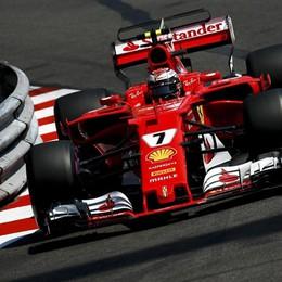 Formula 1, prima fila tutta Ferrari  A Monaco Raikkonen davanti a Vettel