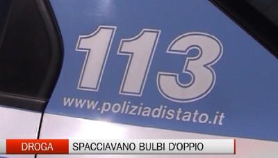 Spaccio: torna l'oppio, 2 arresti a Bergamo