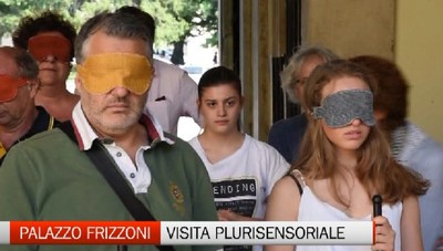Palazzo Frizzoni, visita ad occhi chiusi