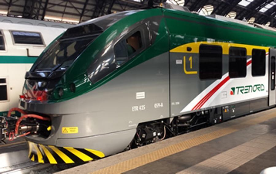 Trenord, puntualità in aumento Nel 2016, 200 milioni di passeggeri