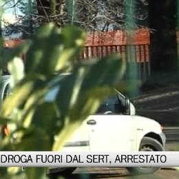 Spacciava fuori dal Sert, arrestato 50enne