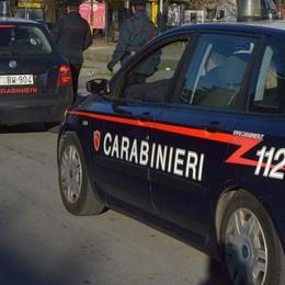 Spaccia cocaina in centro a Verdellino I carabinieri arrestano un 31enne