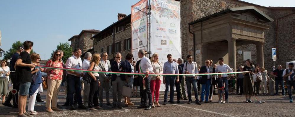 A Treviolo due giorni di festa Inaugurata TreViva, c'è anche l'Eco Cafè