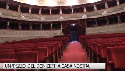 In vendita le poltrone del Teatro Donizetti