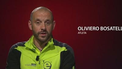 Oliviero Bosatelli  e le sue lunghe corse  «Da piccolo? Arrivavo  prima degli altri»