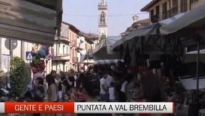 Gente e Paesi, Val Brembilla e la festa di Sant'Antonio
