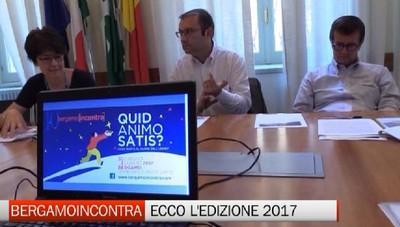 Presentata la decima edizione di BergamoIncontra
