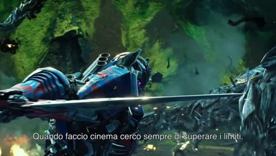 Transformer, l'ultimo Cavaliere