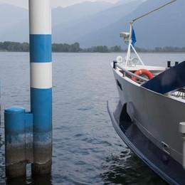 Siccità, il lago d'Iseo tiene Ma il livello è in costante discesa