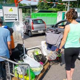 Troppi rifiuti e piattaforma  piccola  Bergamo studia la soluzione bis