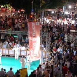 Bergamo diventa palestra a cielo aperto Torna la «notte bianca» dello sport