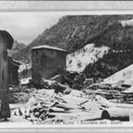 90 anni fa crollò la diga del Gleno  Se ne parla stasera a Bergamo Tv