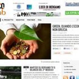 «L'EcoLab», serata finale  Stasera diretta su Bergamo Tv