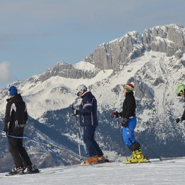 La Bergamasca si dà allo sci  Domenica lezioni gratis sulle piste