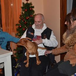 Che splendido Natale, a 8 mesi   dall'incidente Guido torna a casa