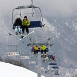 Fino a 6 metri di neve sulle piste  Col Carnevale atteso il pienone