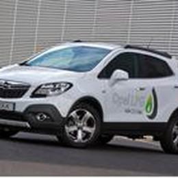 Suv Opel Mokka  Arriva la versione Gpl