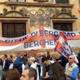 Belotti lancia il modello catalano  «Fronte unico indipendentista»