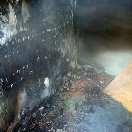 Bianzano, fiamme ai contatori Paese senza corrente fino alle 9.30