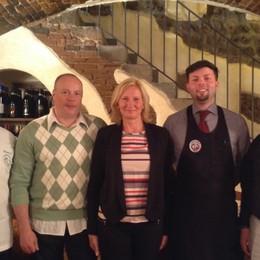 Dalla Finlandia al Giopì  per la cucina mediterranea