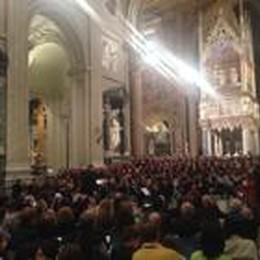 Papa Roncalli è tornato in Laterano  Le sue parole nel canto dei musicisti