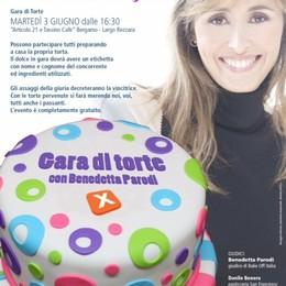 Gara di torte con Benedetta Parodi Gori schiera la cognata cuoca