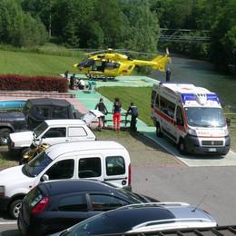 Casnigo, identificato il ciclista ferito  Grazie ai carabinieri e al nostro sito