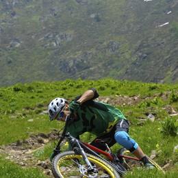 Apre il «Brembo bike park»  Piste freeride a quota 2000 mt