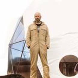 Griffin, sognatore che ama Malpaga  Lo stilista inglese made in Bergamo