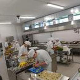 È chef-mania a Treviglio  Studenti raddoppiati ai corsi