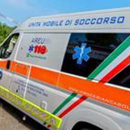 Incidente tra Capriate e Dalmine  Un ferito, il traffico torna normale