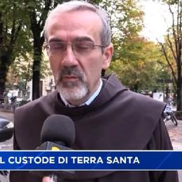 Incontro con Padre Pierbattista Pizzaballa