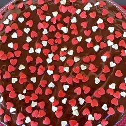 Torta ai due cioccolati Per i super golosoni