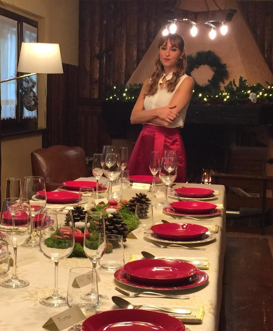 Benedetta sceglie Mapello per sue le ricette di Natale in tv ...