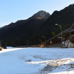 Si scia sulla neve sparata dai cannoni Ecco dove nel  weekend bergamasco
