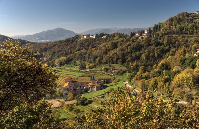 L'ex monastero di Astino