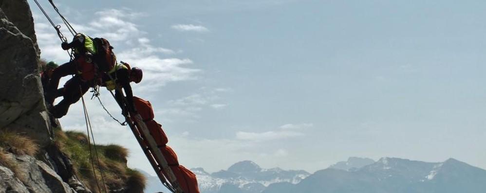 «In montagna serve responsabilità» I soccorritori: più consapevoli pagando