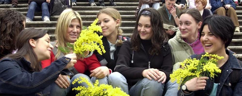 Il fascino della bellezza italiana per la Festa della Donna