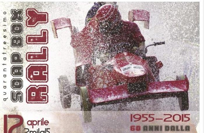 Edizione del sessantesimo per il Soap Box Rally