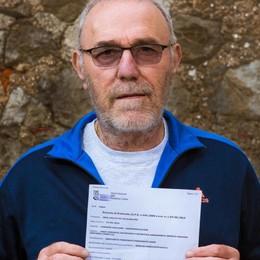 Rinuncia all'aumento della pensione «Sono di una generazione fortunata»