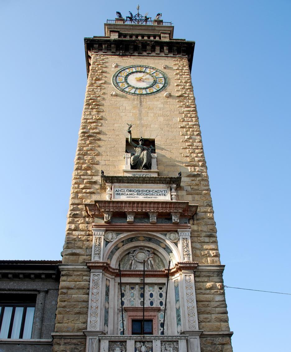 L U2019isrec  La Torre Dei Caduti E La Memoria  U00abperch U00e9