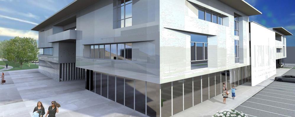 Zingonia via libera al piano di recupero palazzoni addio for Piani di costruzione di storage rv