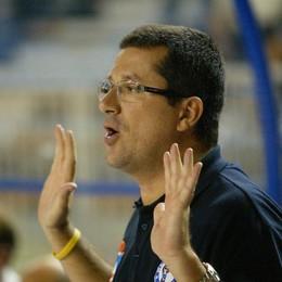 Comark, Ciocca nuovo coach Ufficialmente solo da venerdì