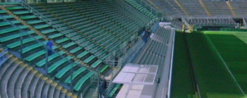 Uno stadio senza barriere - foto e video Percassi: l'acquisto? Vediamo l'offerta