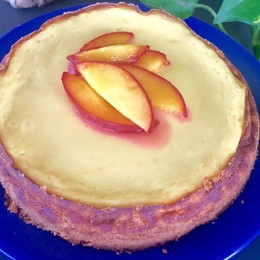 Estate, voglia di cheesecake Provatela con yogurt e frutta