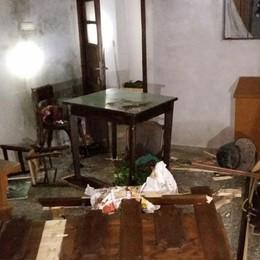 Investito da una fiammata in casa Grave un pensionato di 91 anni